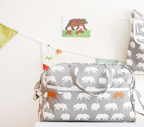 Bolsa de maternidad Animal Kids