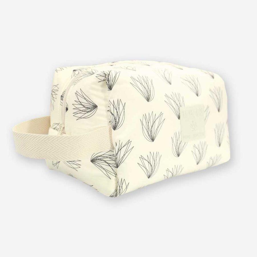 Neceser para bebé de algodón orgánico Animal Kids